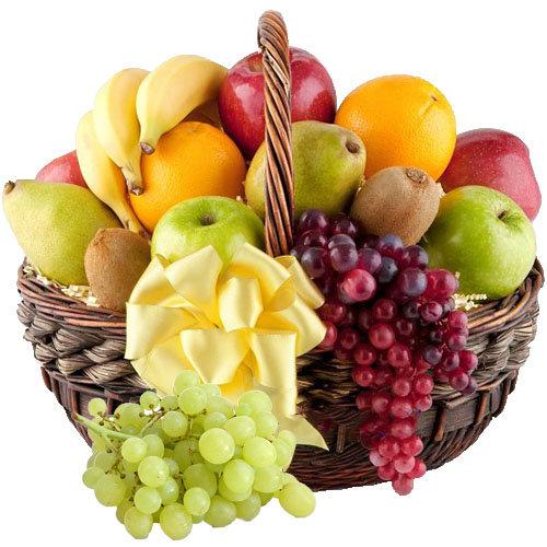 Candy Fruits Basket