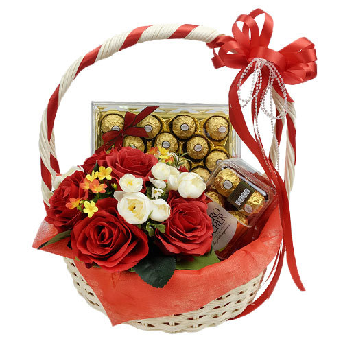 Enjoyable Gift Basket
