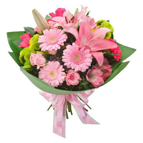 Impressive Seasonal Bouquet