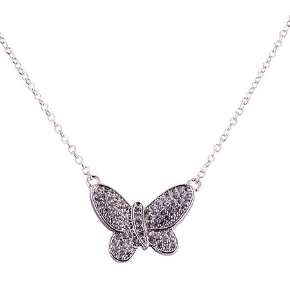 Cubic Zircoinia Butterfly