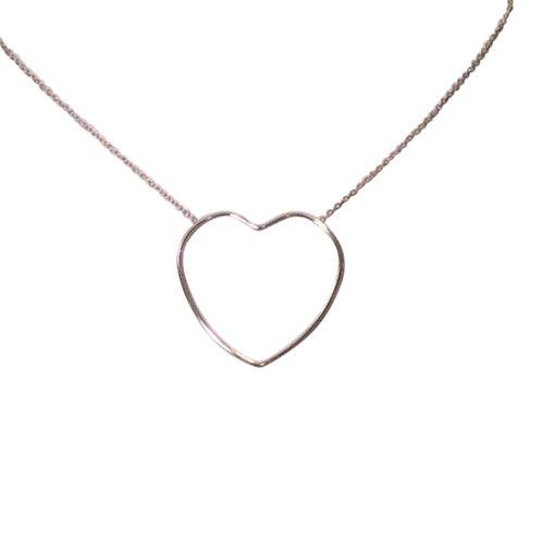 Gold Vermeil Large Heart