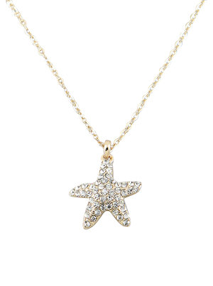 Starfish With Crystals