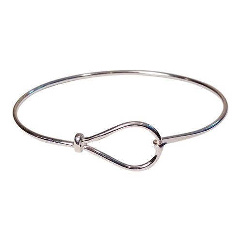 Sterling Silver Oval