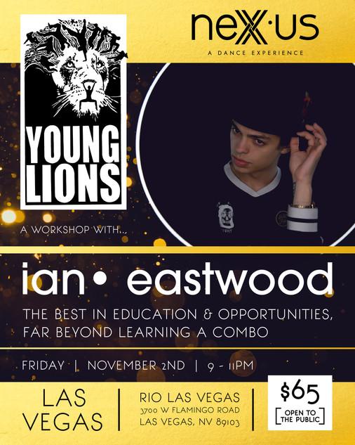 Vegas_Ian Eastwood Young Lions Workshop-