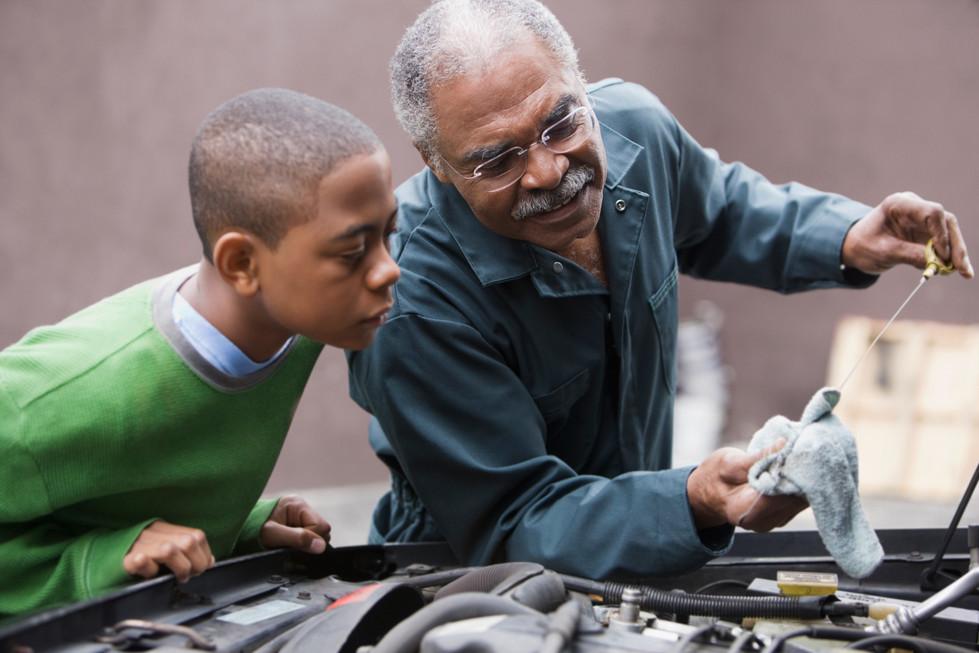 9 - Ne laissez pas le choix de votre huile moteur au hasard