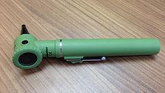 image d'un otoscope
