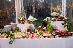 WEDDING DESSERT GRAZING TABLE
