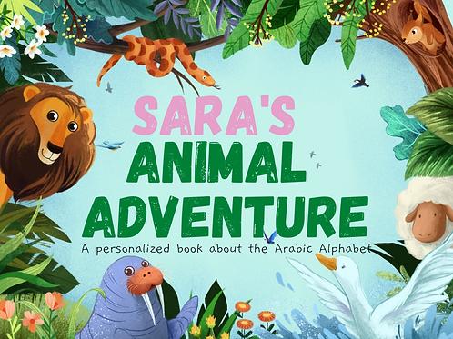 """Name's"" Animal Adventure"