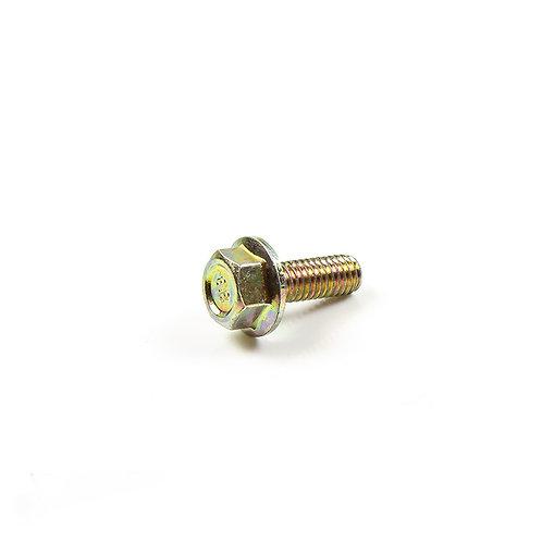27. Licence registration number plate holder fixing bolt 6x16mm