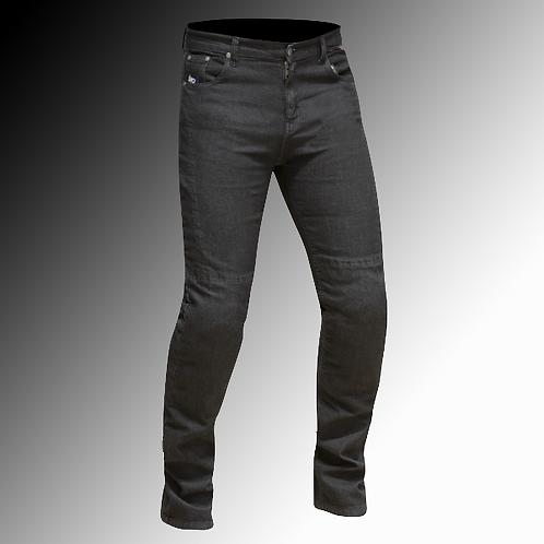 Merlin Route One Olivia armoured denim black motorcycle jeans