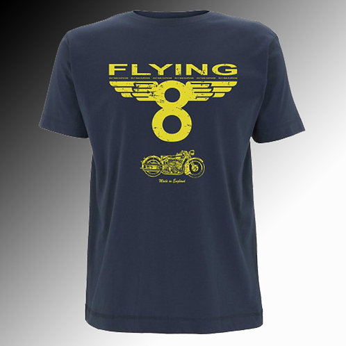 Oily Rag Flying Eight T shirt (mens')