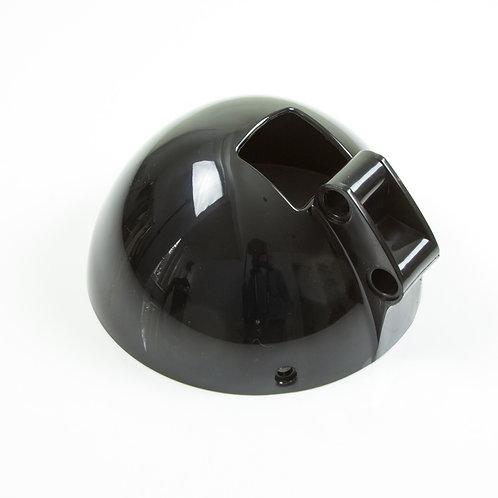 34. Head light / front lamp base black