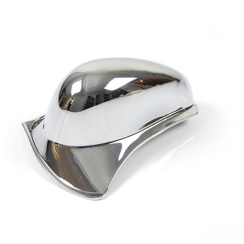 06. Fuel petrol tank lower cover chrome right