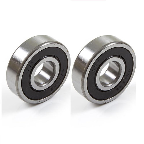 09. Rear wheel bearing (set of 2)