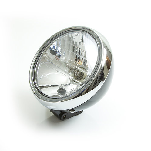 01. Head light / front lamp assembly chrome