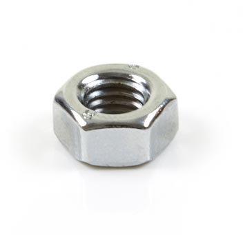02. Exhaust pipe silencer muffler bracket nut 8mm