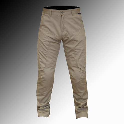 Route One Ontario armoured chino motorcycle trousers