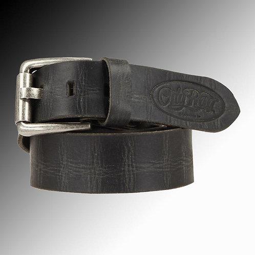 Oily Rag Heritage belt black oil