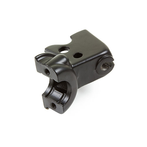 18A. Clutch lever cover bracket lower with engine kill clutch switch