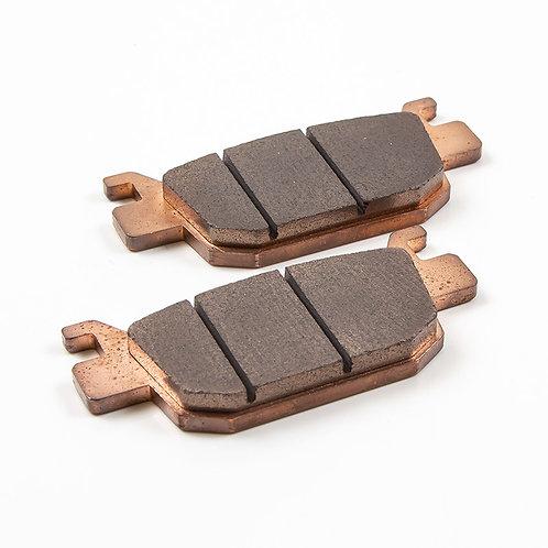22. Rear disc brake pad set