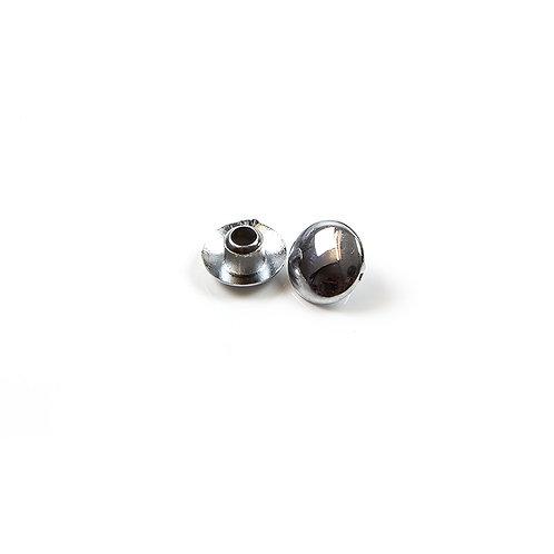 01. Foot rest bar peg rear bracket screw decorative cap