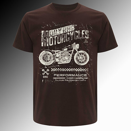 Oily Rag Motorcycle Sales T shirt (mens')