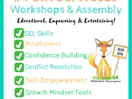 Educational, Empowering & Entertaining!