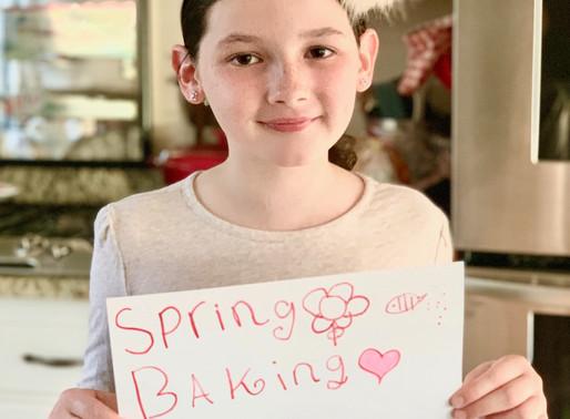 The Gardener's Spring Baking Championship🌸🌱🌼
