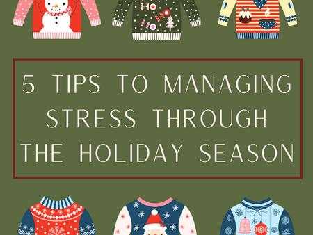@PARENTS | Managing Stress Through the Holiday Season