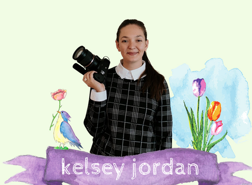 Meet #GardenerKelsey | Illustrator & Videographer