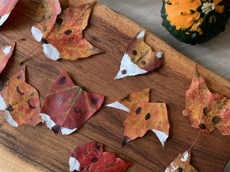 Fun, Fall, Fox Craft