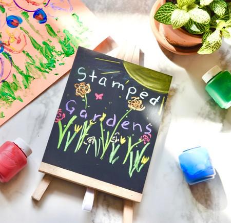 Stamped Gardens!