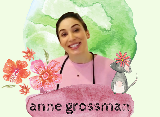 Meet Guest Gardener Anne from Rebel Daughter Cookies®