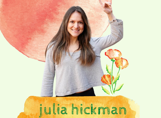 Meet #GardenerJulia AKA The Petite Fastinista