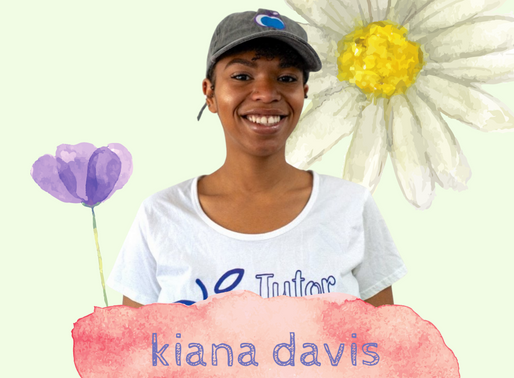 Meet #GardenerKiana | Education with Encouragement!