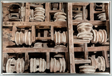 Insulators, from the Urban Patterns series, 2013.