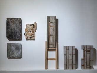 Archeological cabinet, 2019.