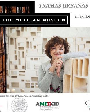 Tramas-urbanas-invite-The-Mexican-Museum