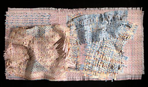 Knitted abundance II, 2017.