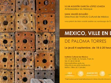 Lleva la creadora mexicana Paloma Torres su visión de la Ciudad de México a París