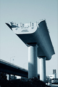 De la serie Ciudad de México: lo que es arriba es abajo, 2012.