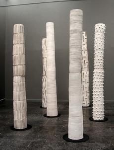 Instalación bosque blanco, 2000