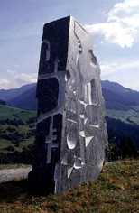 The stone, 1991.