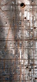 Estela: plano vertical, 2017.