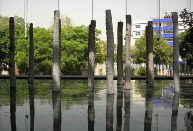 Instalación columnas