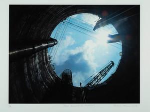 De la serie Ciudad de México: lo que es arriba es abajo, 2013.