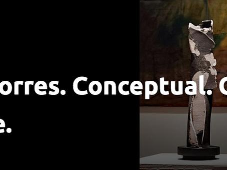 Paloma Torres. Conceptual Ceramics