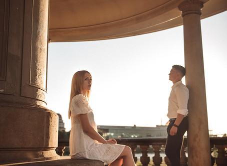 Love Story. Dresden