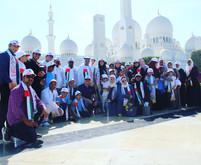 رحلة الى مسجد الشيخ زايد
