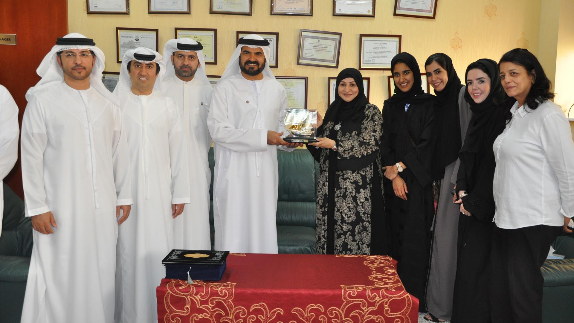 جمارك دبي تكريم.JPG